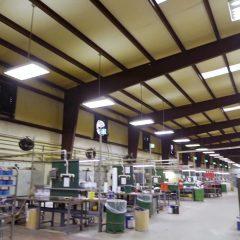 Urethane manufacturing facility