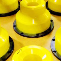 Yellow polyurethane