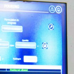 Digital Cast Urethane Production Machine
